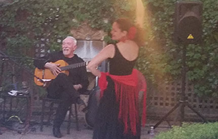 Red Tavern upcoming event: Spanish Nights – April 11th and 12th